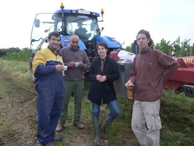 3 -pause des tractoristes