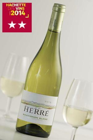 Domaine_de l'lherre_sauvignon_blanc_2012_Hachette 2014_FB