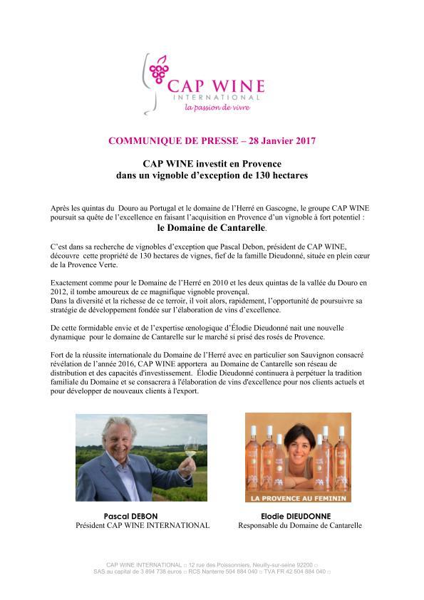 1 Communiqué de presse CWI CANTARELLE_page_001